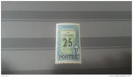 LOT 237412 TIMBRE DE COLONIE TUNISIE NEUF** N°117 LUXE FEUILLE - Zonder Classificatie