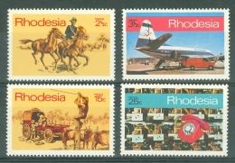 Rhodesia: 1970   Inauguration Of Post & Telecommunications Corporation   MNH - Rodesia (1964-1980)