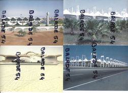 "Lot De 15 CPM - King Abdulaziz International AIRPORT In JEDDAH ""Airports Projects"" Toutes Scannées - Arabia Saudita"