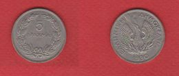 Grèce   / 5 Drachmes 1930 / TTB / KM 71.1 - Grecia