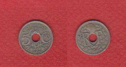 5 Centimes 1922 Poissy   / TB+ - France
