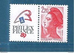 France Timbre De 1987   N°2461  Neuf ** - Unused Stamps