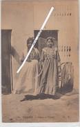 JEUNE BEDOUINE-GIRL-WOMAN-ARABA - Afrique