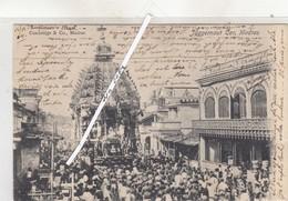 SOUVENIR DE MADRAS - Inde