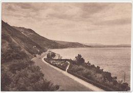 Italia Italy Strada Di Montagna Sul Mare - Cartoline