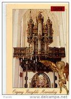 POL021 - GDANSK - Bazylika Mariacka - Organy Bazyliki Mariackiej - Grandes Orgues - Polen