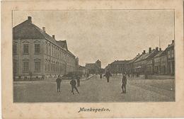 Munkegaden  Undivided Back Before 1903 - Norway