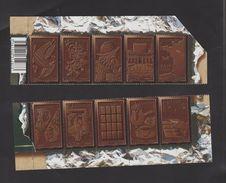 """FRANCE / 2009 / Y&T N° 4357/4366 ** : 10 TP """"Chocolat"""" X 1 Série Complète (tous BdF/CdF) - Unused Stamps"""