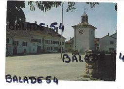 CPM - SUISSE - TRELEX - La Tour Classé Monument Historique Construit En 1803 (voiture DS, Hotel, Auberge...) - Suiza