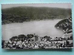 V7-74-GA-dép 74-haute Savoie- Lac D'annecy-talloires Et Le Roc De Chere-- - Talloires
