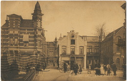 Winschoten Kleine Boschstraat Edit Van Eerde Used To Cuba 1912 To Siegfried Berlinez - Winschoten