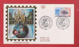 Enveloppe Premier Jour  /  Bicentenaire Du CNAM / Paris / 24-09-1994 - 1990-1999