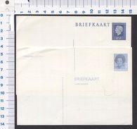 Briefkaart, Nederland 45 C 1979 - 55 Cent Beatrix - Ganzsachen