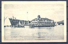 1910 , NORUEGA , TARJETA POSTAL CIRCULADA ENTRE KRISTIANIA Y BERLIN. - Noruega
