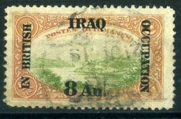 IRAK ( POSTE ) : Y&T N°  34  TIMBRE  BIEN  OBLITERE , A  VOIR . - Iraq