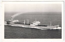 GULF HANSA - Tanker - Bateaux