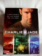 Dvd Zone 2 Charlie Jade - L'intégrale De La Série (2005) Vf+Vostfr - Séries Et Programmes TV
