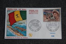 FDC  - 1er Jour D'Emission - Tricentenaire De ST LOUIS Du SENEGAL - Mali (1959-...)