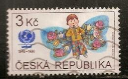 TCHEQUE   N°  119  OBLITERE - Czech Republic