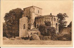 N°815 - Vaux-sur-Mer - L'église Romane - Vaux-sur-Mer
