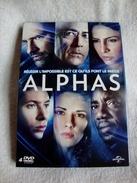 Dvd Zone 2 Alphas - L'intégrale De La Saison 1 (2011) Vf+Vostfr - TV-Reeksen En Programma's