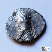 Partia -Dracma - Orodes I - 90/77 AC. - Monnaies Antiques
