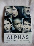 Dvd Zone 2  Alphas - L'intégrale De La Saison 2 (2012) Vf+Vostfr - Séries Et Programmes TV
