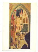 I 39049 STERZING, Strassenbild In Sterzing, Künstler-Karte M. Reichlich - Vipiteno
