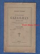 Livret Ancien De 1872 Par L'abbé LAPRIE - Oraison Funèbre De Mgr Jean Baptiste Charles GAZAILHAN Evêque De VANNES - Bretagne