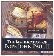 UNION ISL. Of ST.VINCENT ; SCOTT # ; IGPC 1102 S ; MINT N H STAMPS (  POPE JOHN PAUL II - St.-Vincent En De Grenadines