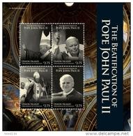 UNION ISL. Of ST.VINCENT ; SCOTT # ; IGPC 1102 SH ; MINT N H STAMPS (  POPE JOHN PAUL II - St.-Vincent En De Grenadines