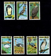 Birds  (Haute Volta) - Burkina Faso (1984-...)
