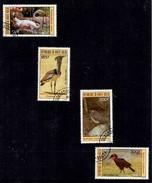 Birds. - REPUBLIQUE DE HAUTE VOLTA. - Burkina Faso (1984-...)