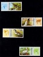 Birds - BURKINA FASO. - Burkina Faso (1984-...)