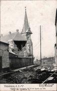 ! 1907 Valparaiso, Iglesia Alemana, Deutsche Kirche Terremoto 16.8.1906, Erdbeben, Earthquake, Chile - Chile