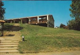 79---RARE--PLAN D'EAU DU LAMBON--district De Celles Sur Belle--le Resaurant Panoramique---voir 2 Scans - Celles-sur-Belle