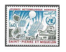 SAINT PIERRE ET MIQUELON N°433 - NEUF * - St.Pierre Et Miquelon