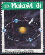 Malawi, 1986 - 8t Halley's Comet - Nr.478 Usato° - Malawi (1964-...)