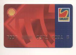 UKRAINE Fuel Card Shell - Altre Collezioni