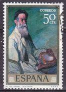 Spagna, 1971 - 50c My Uncle Daniel - Nr.1663 Usato° - 1870-72 Reggenza