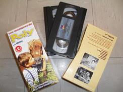 """Coffret 2 Vidéo Cassettes K7 """"les Aventures De Poly"""" - Enfants & Famille"""