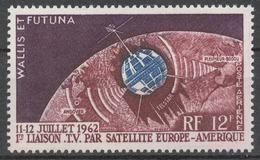 Wallis And Futuna 201** TELSTAR SATELLITE - Wallis Und Futuna
