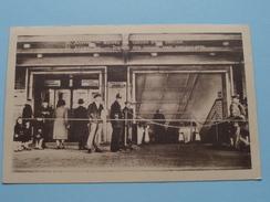 Ingang Der Tunnel Voor Voetgangers ( 56 ) Anno 19?? ( Details Zie Foto´s ) !! - Antwerpen