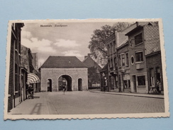 ZANDPOORT ( De Oude Linden ) Anno 19?? ( Details Zie Foto´s ) !! - Herentals
