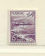 MAROC ( D18 - 3258 )  1954   N° YVERT ET TELLIER  N°  332   N** - Morocco (1891-1956)