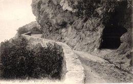ALGERIE - BOUGIE ROUTE DE CAP CARBON - Bejaia (Bougie)