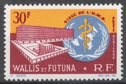 Wallis And Futuna 212** WHO HEADQUARTERS, GENEVA - Wallis Und Futuna