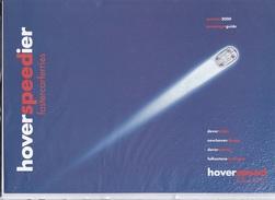 HOVERCRAFT>SR N4>HOVERSPEED>DOVER>BROCHURE>FERRY - Europe