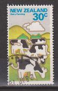 Nieuw Zeeland New Sealand Used ; Koe, Cow, La Vache, Vaca NOW MANY STAMPS OF ANIMALS FOR SALE - Koeien
