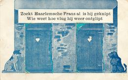 Haarlem, Frans Rosier, Crimineel, Medemblik, 1906 - Geschiedenis